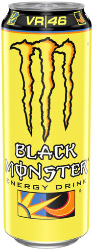 Изображение Напиток безалкогольный BLACK MONSTER Rossi газ. ж/б